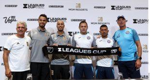 Chocan por Leagues Cup