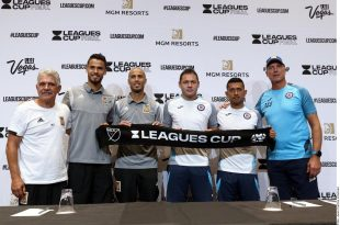 Chocan por Leagues Cup