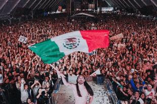 Presume Steve Aoki su presentación en Pachuca