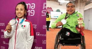 Luz María Olvera y Alexis Gayosso, ganadores del PED 2019