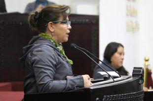 Exhorta Tatiana Ángeles a reformar ley legislativa
